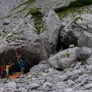 L'area boulder Blaueisgletscher