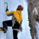 Arrampicata su ghiaccio: coppa del mondo in Corea
